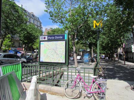 Bouches de m tro le quartier bel air sud - Porte de charenton metro ...