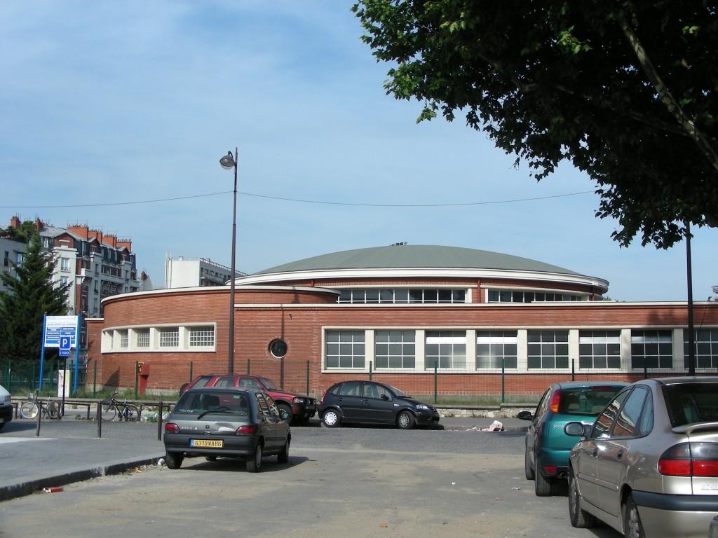 L 39 oeil du quartier le quartier bel air sud - Stade leo lagrange porte de charenton ...