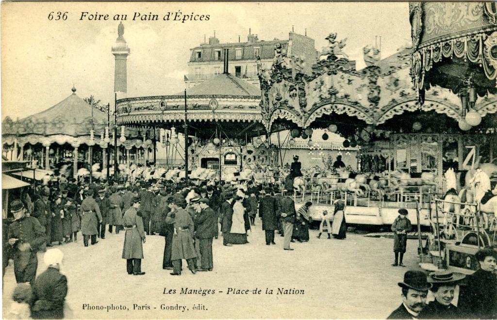 Le quartier bel air sud archives - Place foire de paris ...