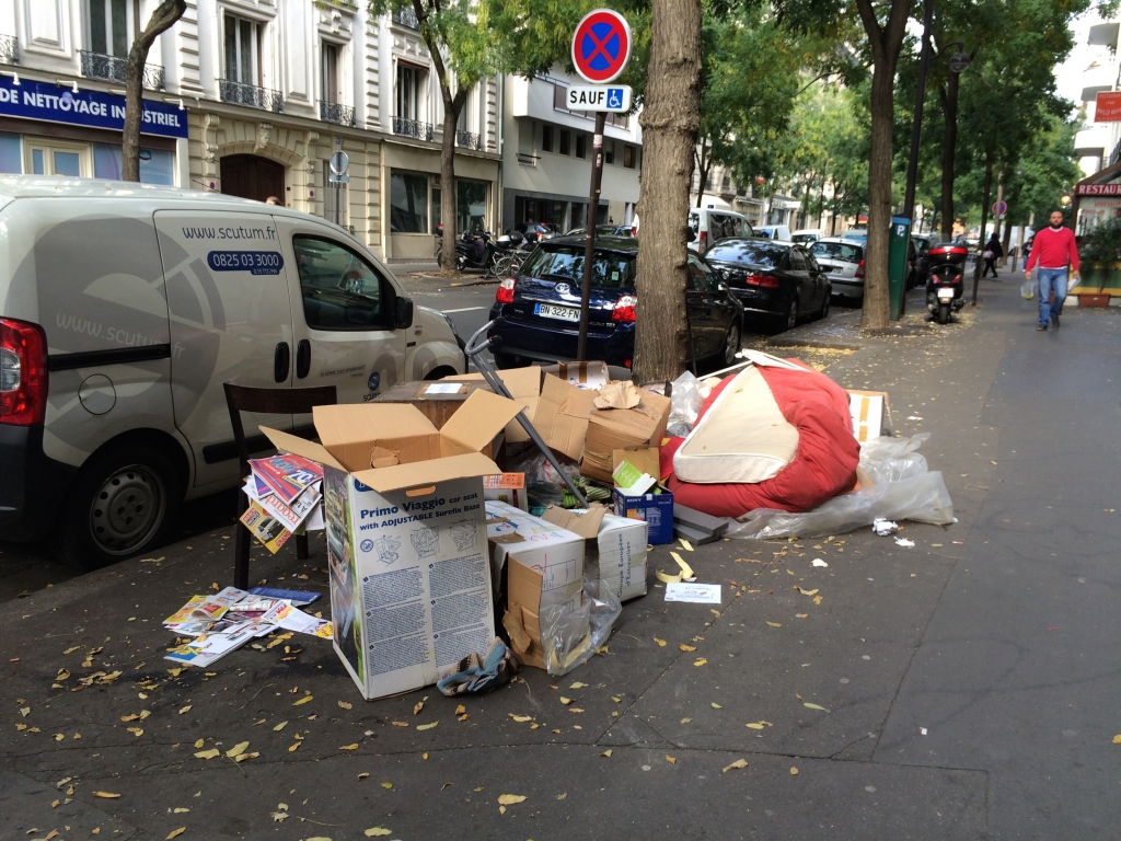 Dansmarue premier retour d 39 exp riences le quartier bel air sud - Objet encombrants paris ...