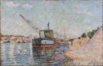 Quai de Bercy, Paris, Armand Guillaumin, 1885 .jpg