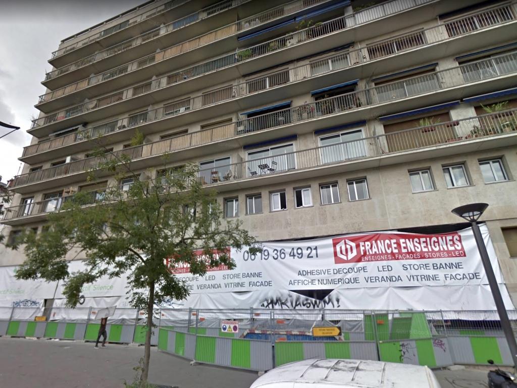 Commerces le quartier bel air sud - Garage renault rue de picpus ...