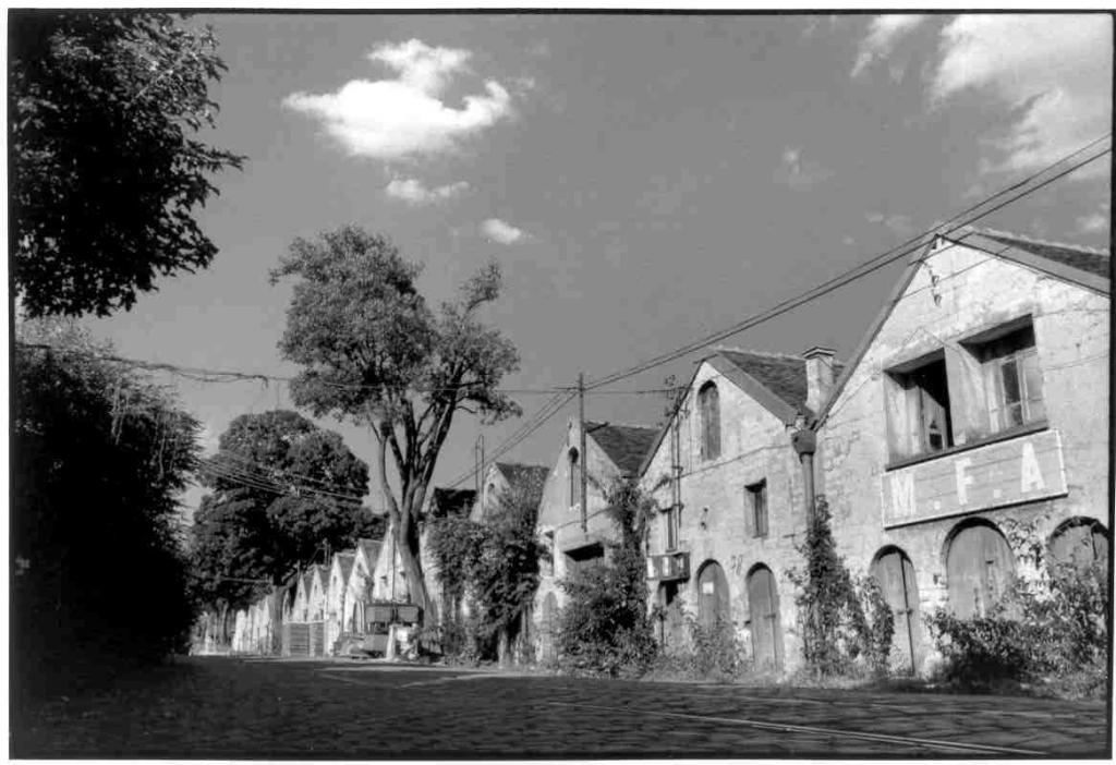 L 39 oeil sur les bouches de m tro du quartier 19 le quartier bel air sud - Cours saint emilion paris ...
